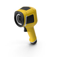 Handheld Thermal Imaging Camera PNG & PSD Images