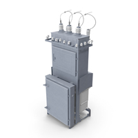 High Voltage Transformer PNG & PSD Images
