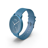 Withings Activite Pop - Azure PNG & PSD Images
