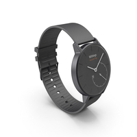 Withings Activite Pop - Shark Grey PNG & PSD Images