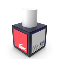 Lacoste Perfume PNG & PSD Images