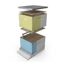Beehive Apiary PNG & PSD Images