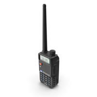 Kenwood Portable Radio PNG & PSD Images