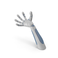 Robo Hand Large Sphere Object Hold Pose PNG & PSD Images