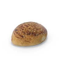 Sesame Pastry PNG & PSD Images