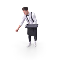 Waiter PNG & PSD Images