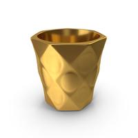Vase Gold PNG & PSD Images