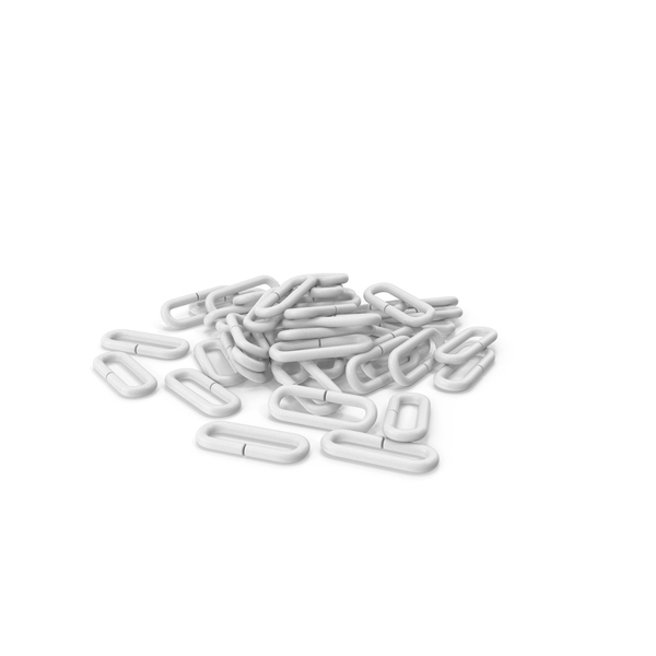 Pile Of Flail Chain Links PNG & PSD Images