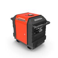 Honda Portable Generator PNG & PSD Images