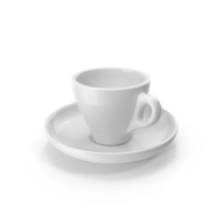 Cup and Saucer PNG & PSD Images