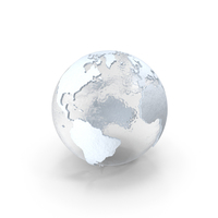 Ice Globe PNG & PSD Images
