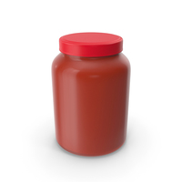 Tomato Glass Jar PNG & PSD Images