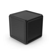 Cube Black PNG & PSD Images