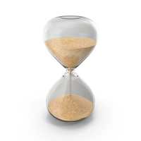 Hourglass Sand Timer PNG & PSD Images