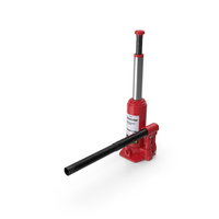 Hydraulic Bottle Jack PNG & PSD Images