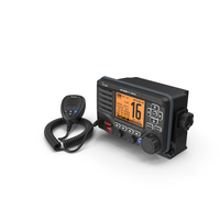 Icom M506 Marine VHF Transceiver with Speaker Mic PNG & PSD Images