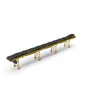 Industrial Belt Conveyor PNG & PSD Images