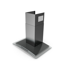 Inox Stainless Steel Cooker Hood PNG & PSD Images