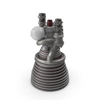 J2 Rocket Engine PNG & PSD Images