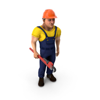 Man Worker PNG & PSD Images