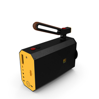Kodak Super 8 Camera Body PNG & PSD Images