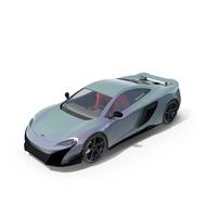 McLaren 675LT PNG & PSD Images
