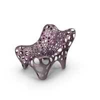 Fauteuil II Dark Purple PNG & PSD Images