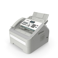 Laser Fax Machine Generic PNG & PSD Images