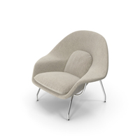 Womb Chair By Knoll PNG & PSD Images