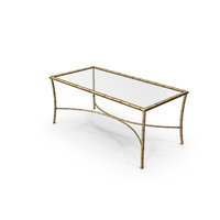 Bamboo Coffee Table PNG & PSD Images