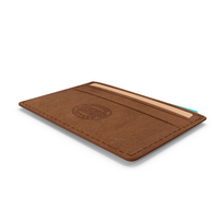 Leather Business Card Holder PNG & PSD Images