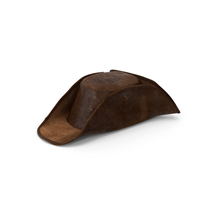 Leather Pirate Hat PNG & PSD Images