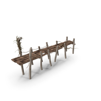 Wooden Pier PNG & PSD Images