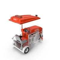 LineTrike Road Line Marking Machine PNG & PSD Images