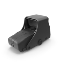 Holographic Gun Sight PNG & PSD Images