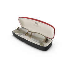 Glasses With Case PNG & PSD Images