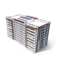 City House Building PNG & PSD Images
