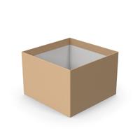Cardboard Box No Cap PNG & PSD Images
