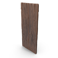 Stylised Wooden Planks PNG & PSD Images