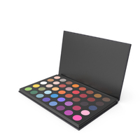 Changeable Fantasy Eyeshadow Makeup Palette PNG & PSD Images