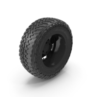 Off Road Wheel ROCKSTAR & TOYO PNG & PSD Images
