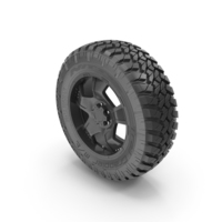 Off Road Wheel Nitto & MOTO METAL PNG & PSD Images