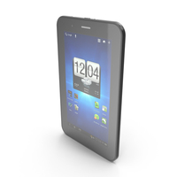 """Android little PC Tablet 7"""" PNG & PSD Images"""