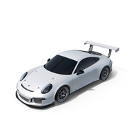 Porsche 991 GT3 Cup 2016 PNG & PSD Images