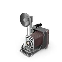 Graflex Speed Camera PNG & PSD Images