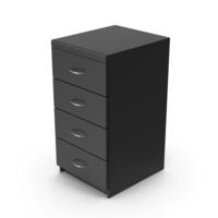 Black Cabinet PNG & PSD Images