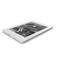 Kindle 4 PNG & PSD Images