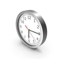 Modern Wall Clock PNG & PSD Images