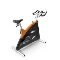 Body Bike Classic Supreme Orange PNG & PSD Images