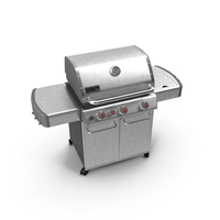 Barbecue Weber Genesis PNG & PSD Images